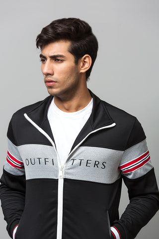 OUTFITTERS ZIPPER JACKET