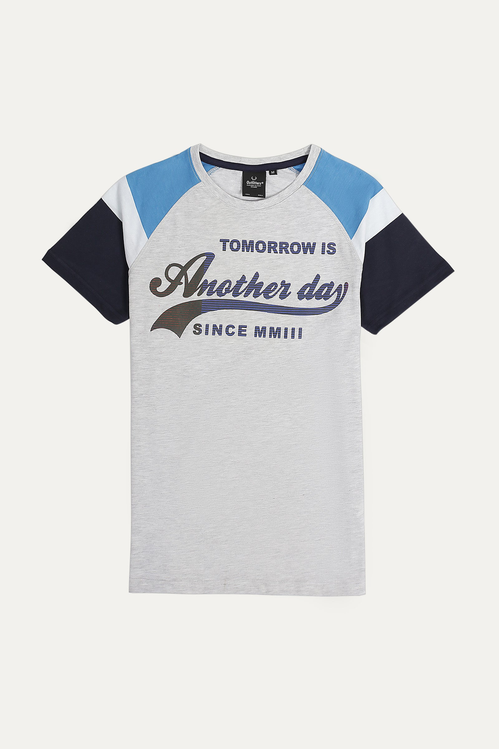 """Another Day"" Printed T-Shirt"