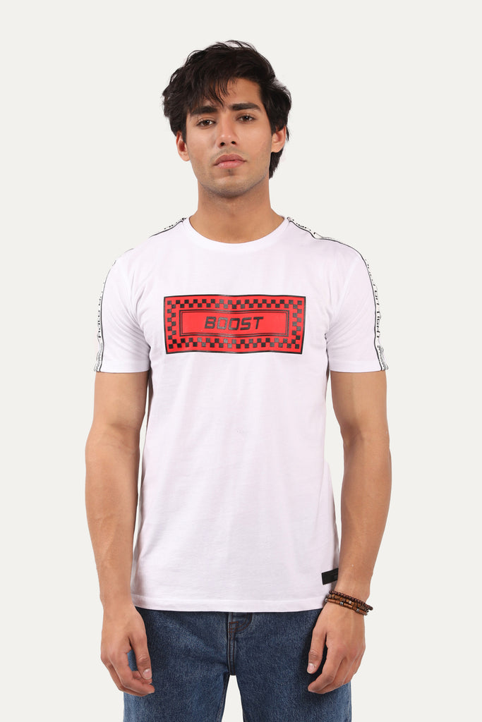 """Boost"" Graphic T-Shirt"