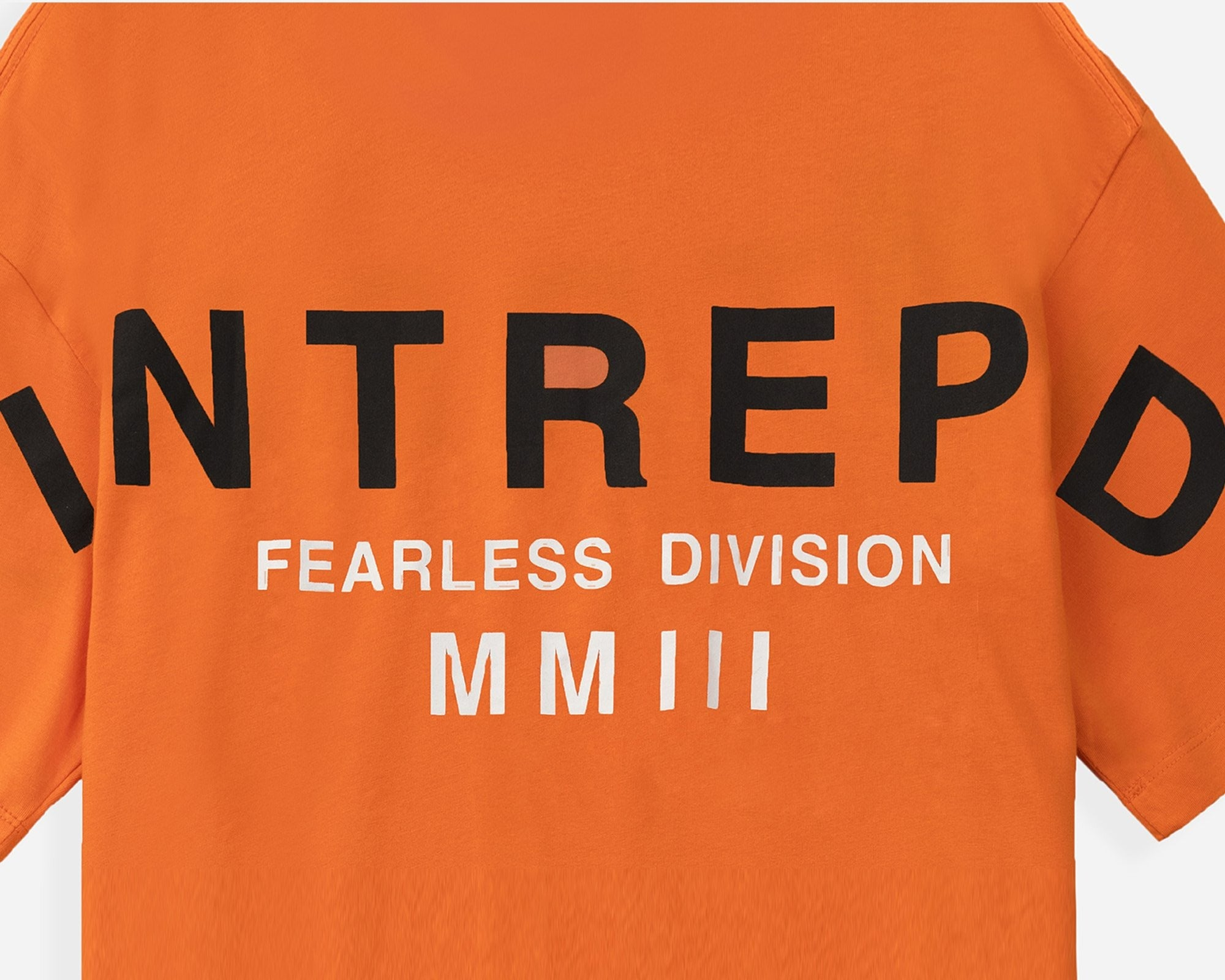 Intrepid Slogan Tee