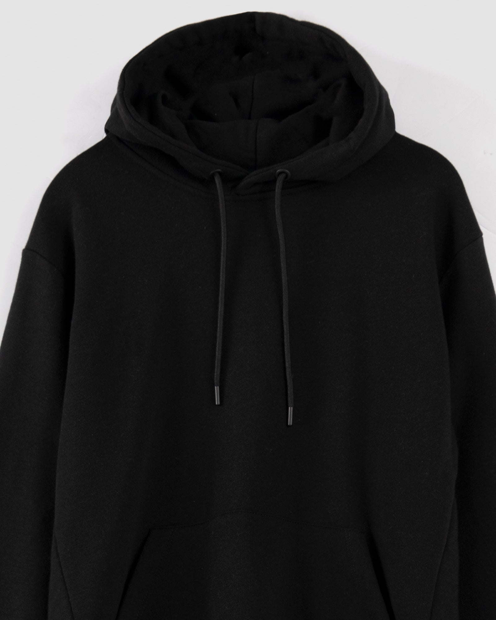 Pullover Hoodie with Kangaroo Pockets