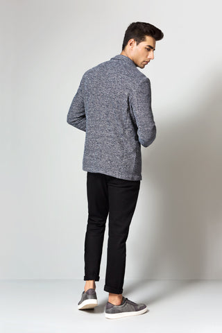 Knitted Blazer