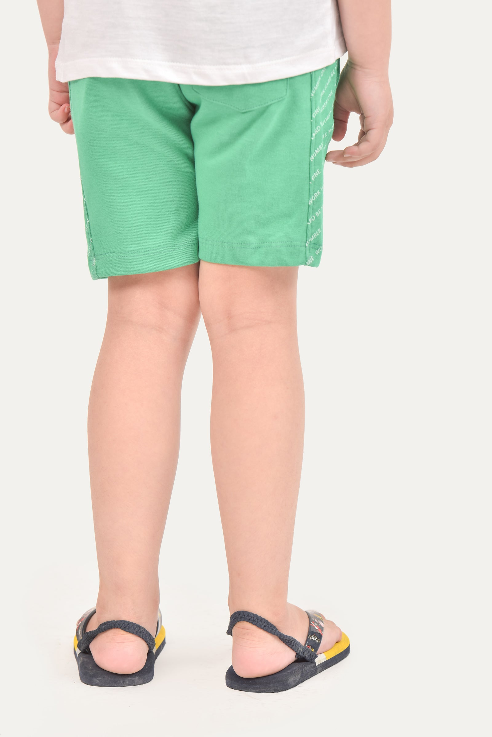 Knot Front Shorts