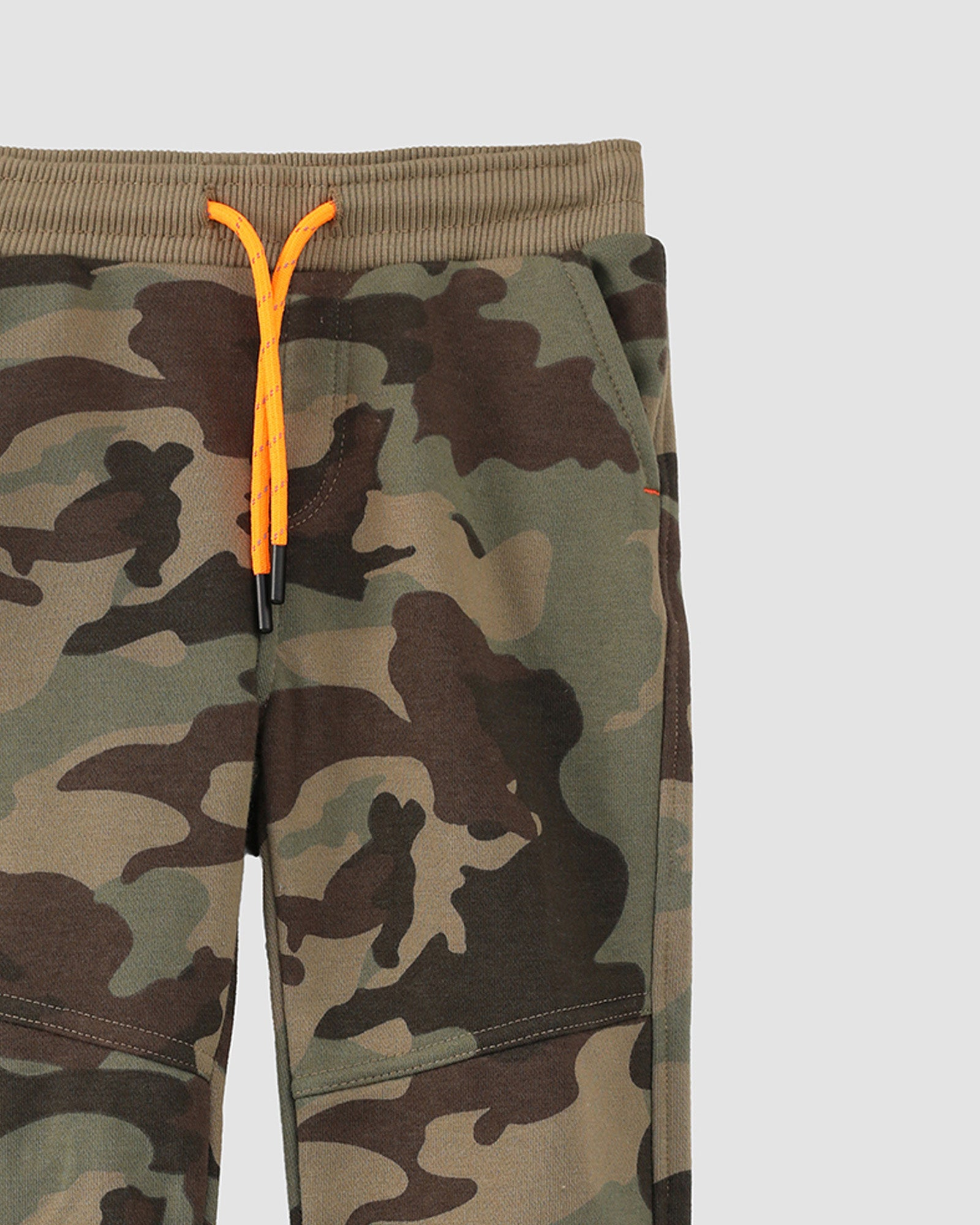 Camoflague printed trouser
