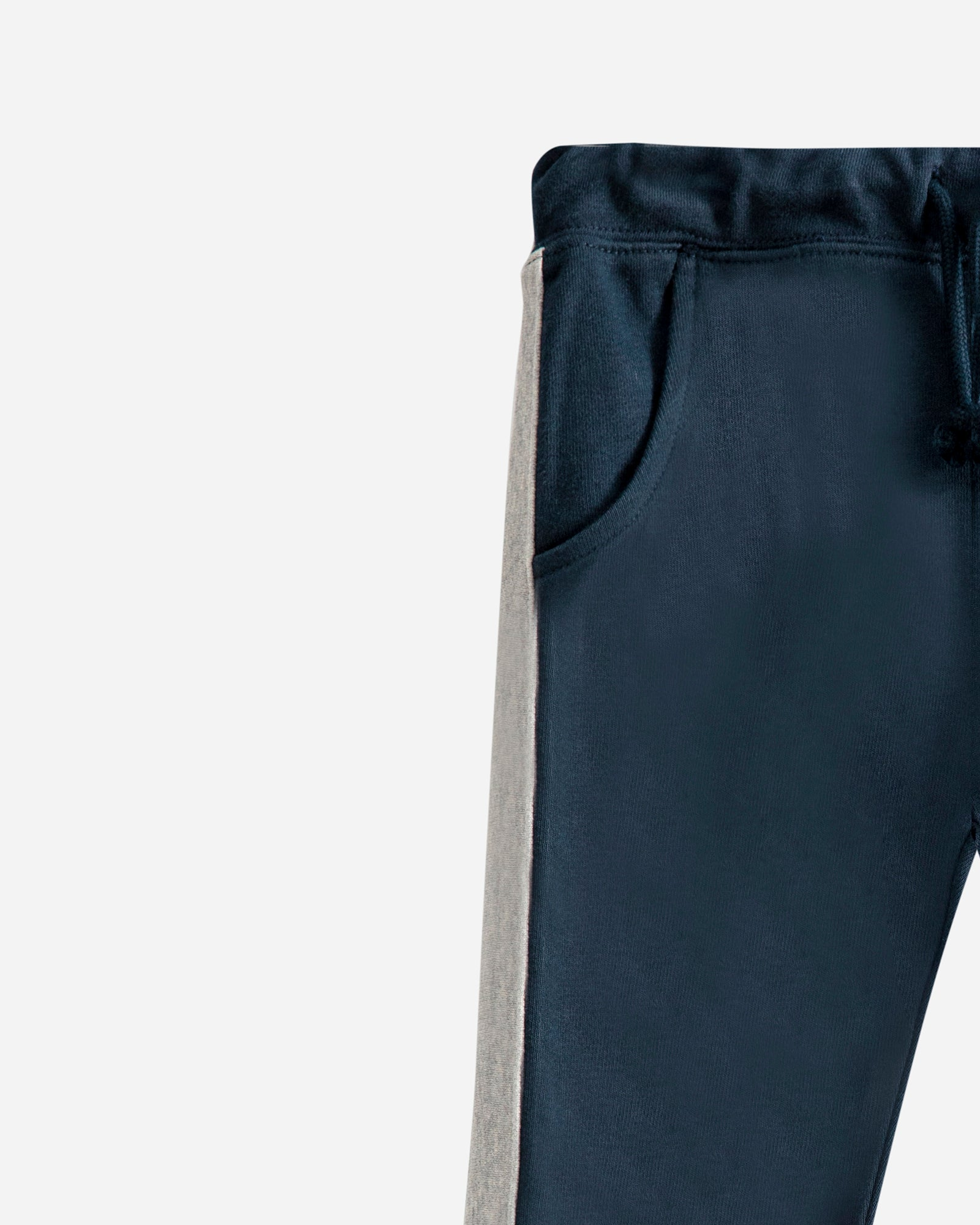 Contrast Panel Jogger Trouser