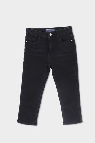 Regular Fit Jeans Black