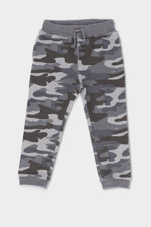 Tapered Camouflage Trouser