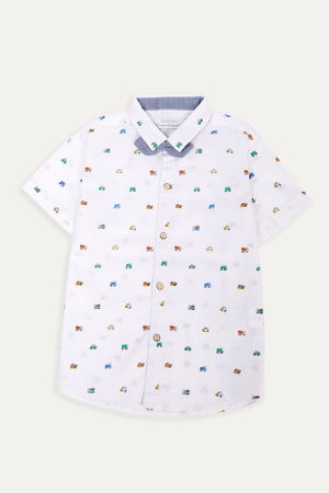 Vehicle print Shirt