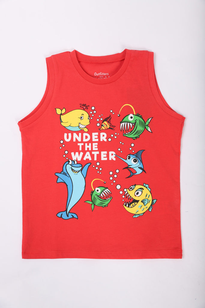 Under the water' shirt