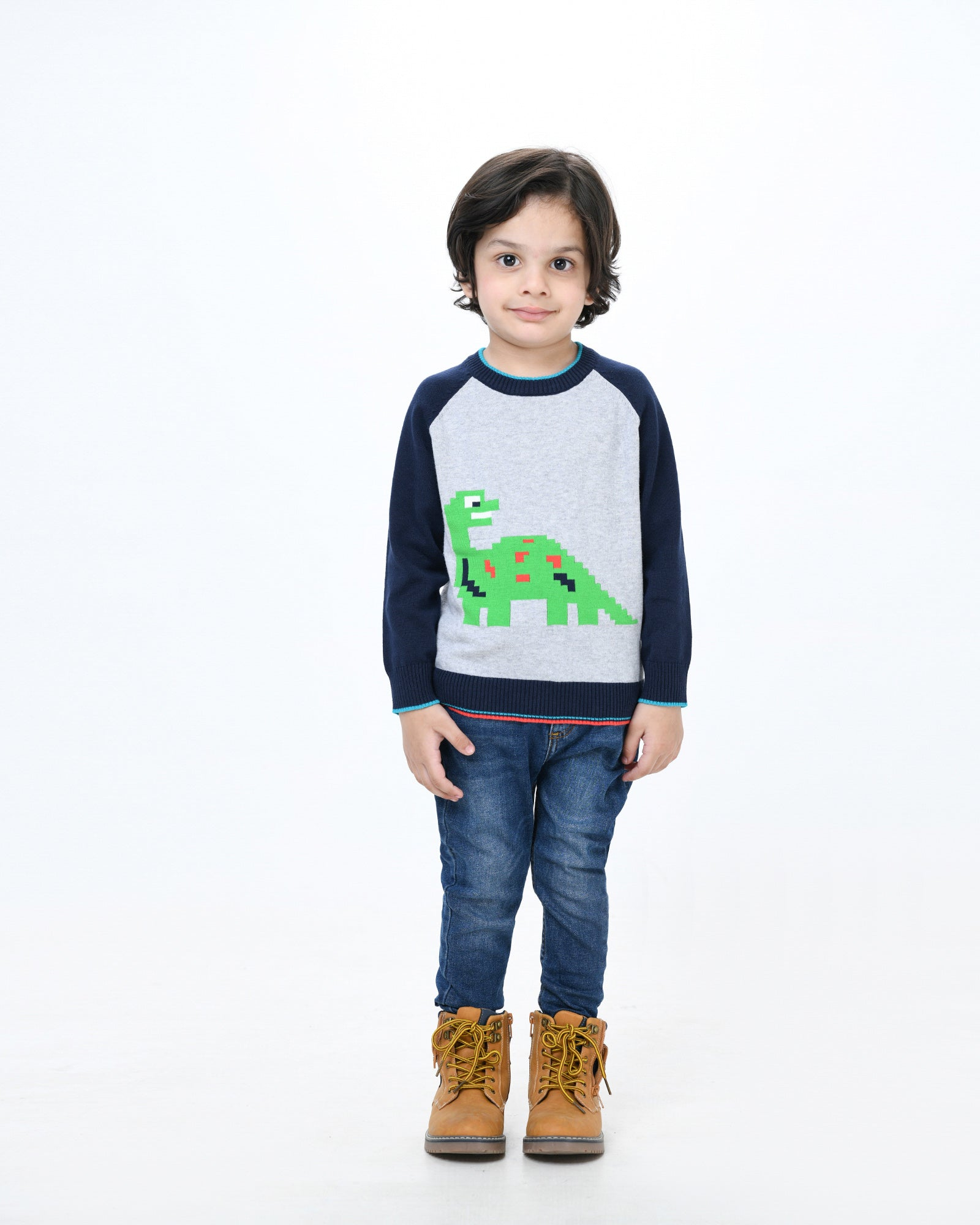Little T-Rex Sweater