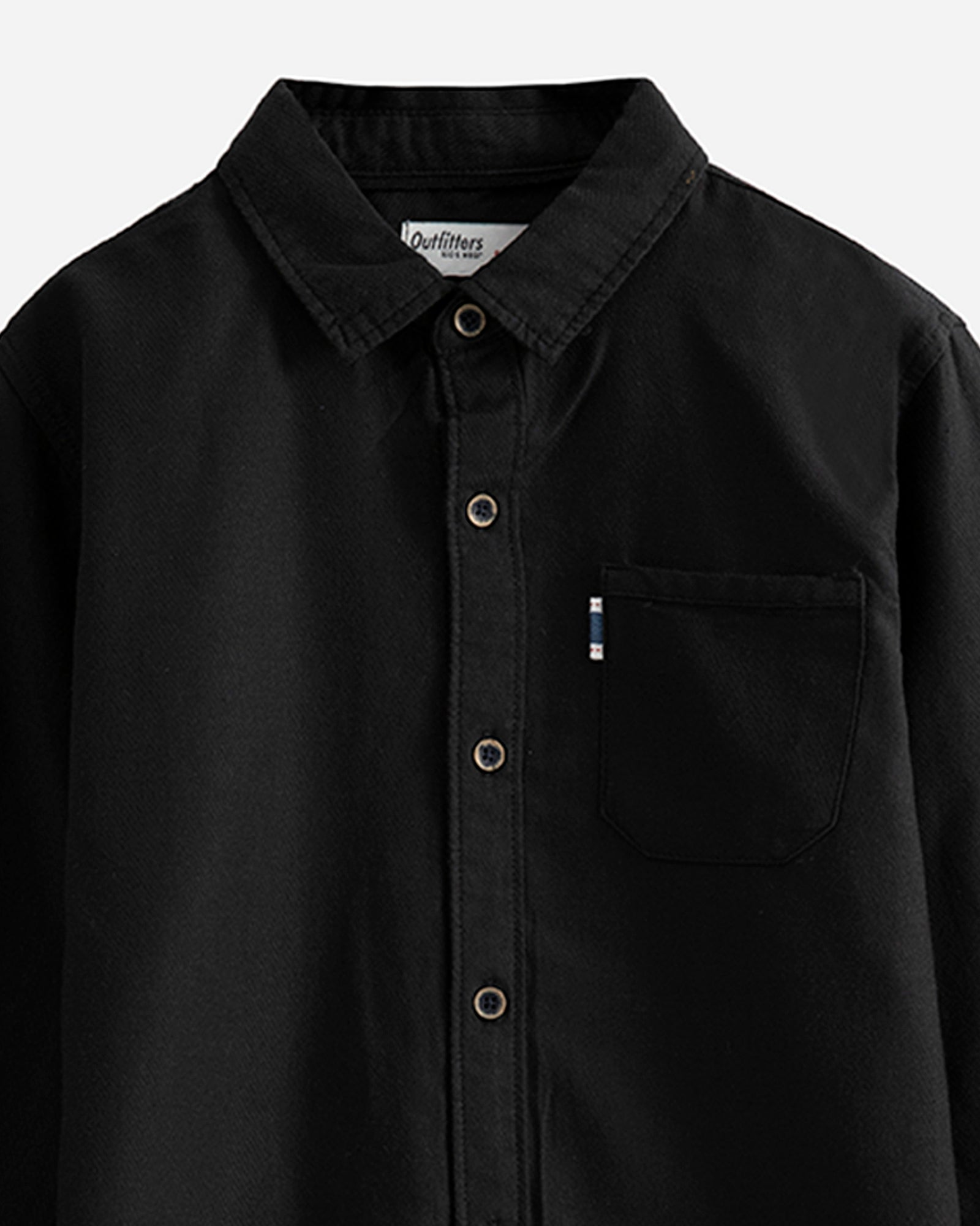 Basic Collar Shirt