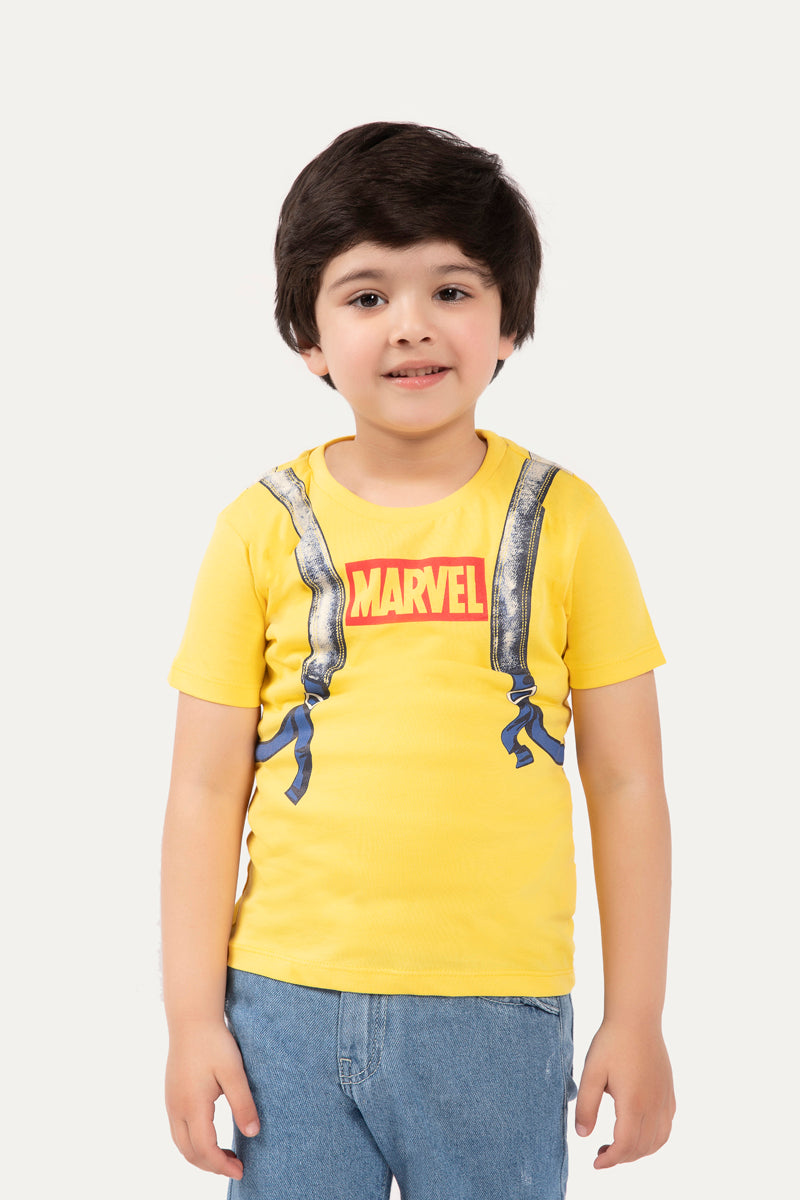 Marvel' Printed T-Shirt