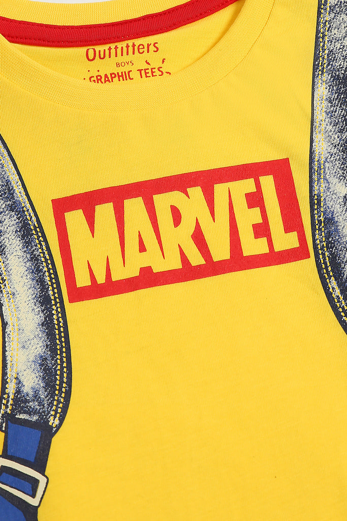 Marvel' Graphic t-shirt