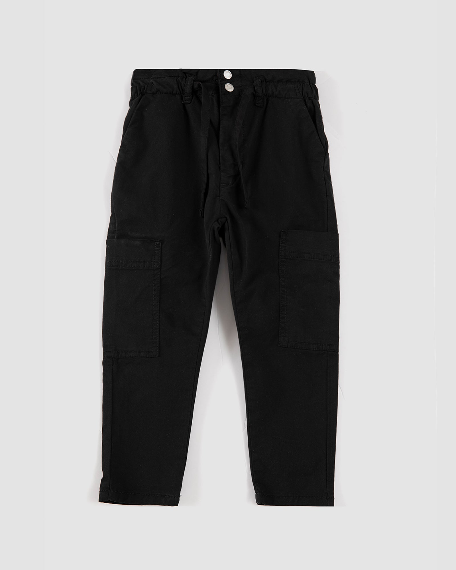 Pants with Pouch Pockets