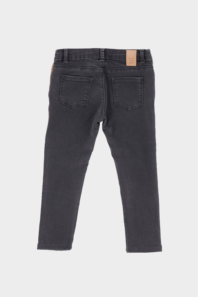 Regular fit Dark Grey Jeans