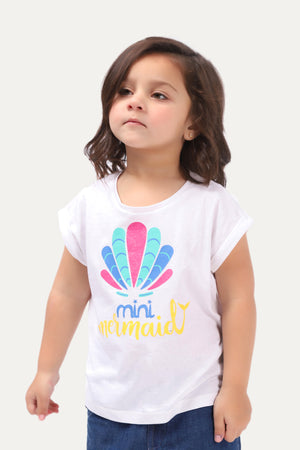 Mini Mermaid' Shirt