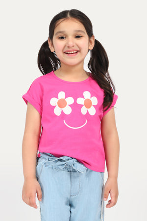 Flower Smile Shirt