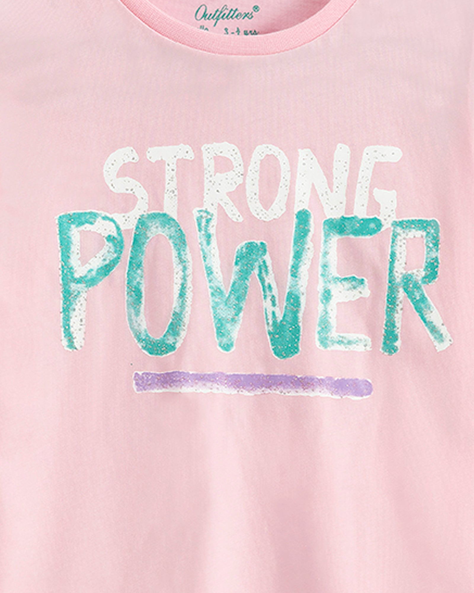 Strong Power Tee