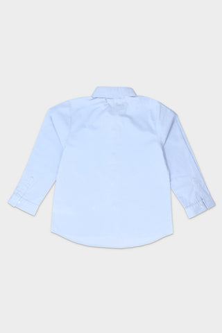 Buttoned Down Light Blue shirt