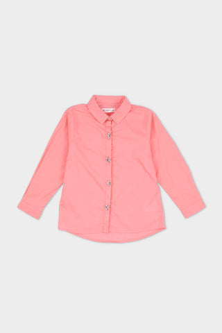 Buttoned Down Light Pink shirt