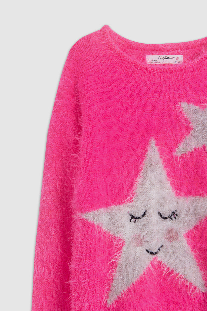Star Design Sweater