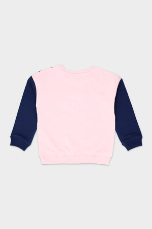 Be Colorful' Statement Sweatshirt