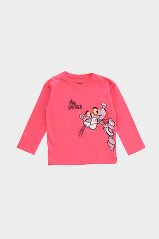 Pink Panther Sequins Shirt