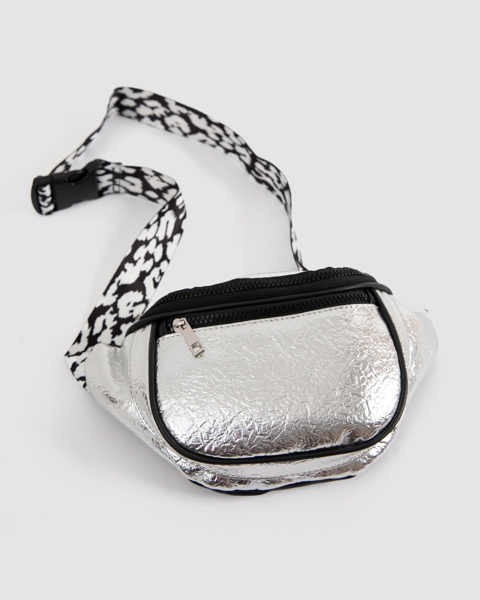 Metallic Fanny Bag