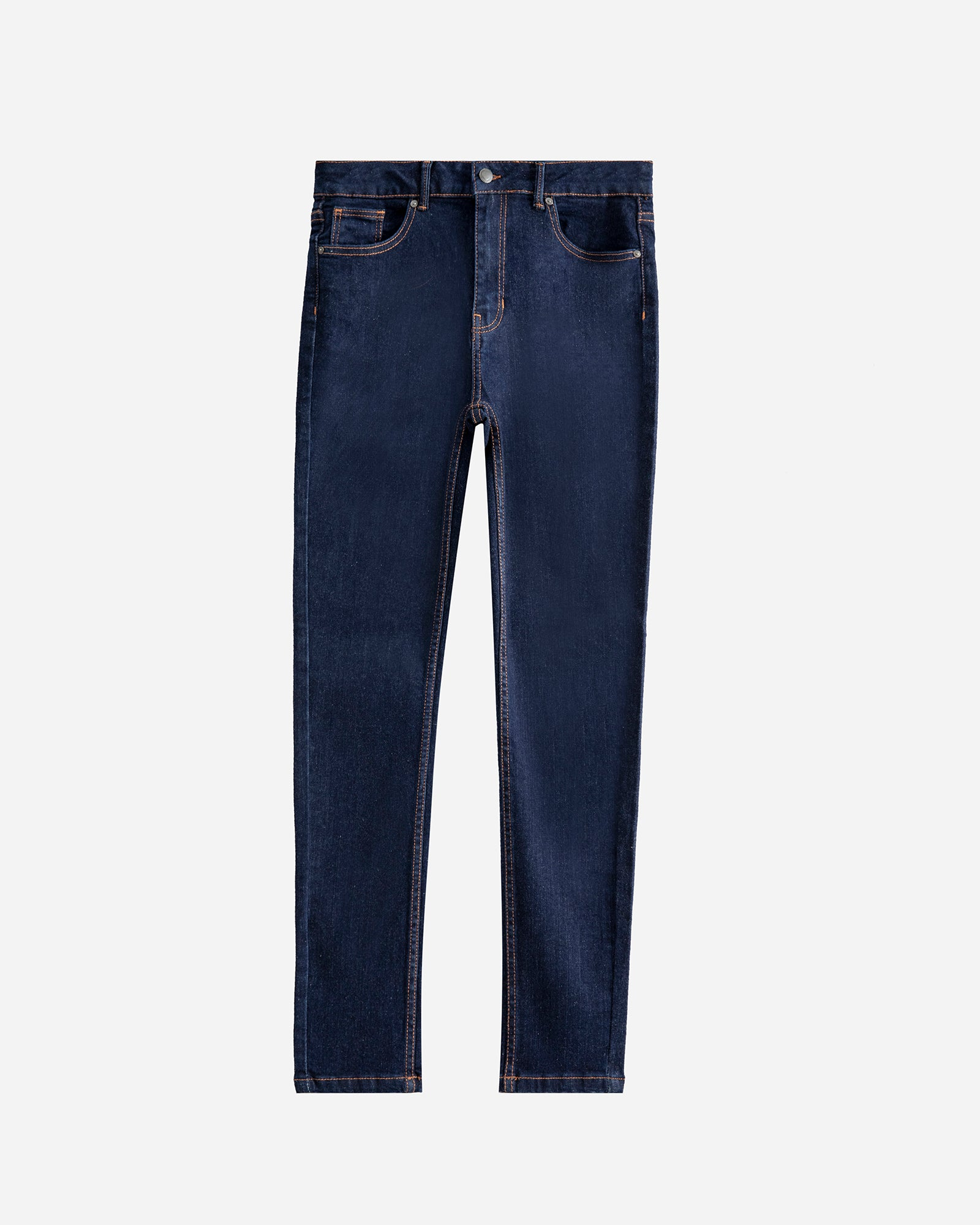 Regular Rise Skinny Fit Jeans
