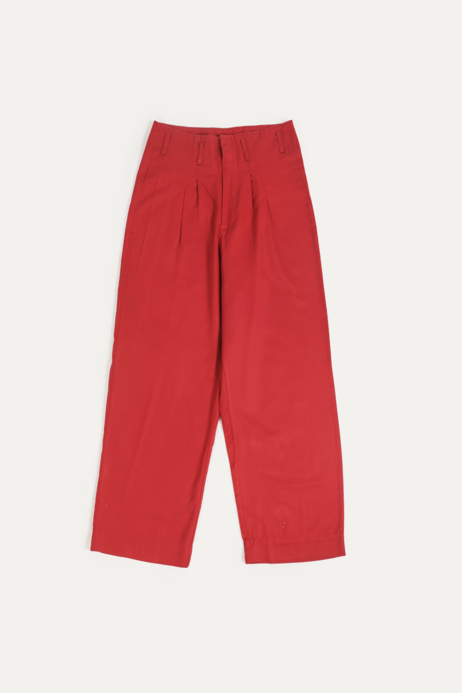 Plain Culotte Trouser