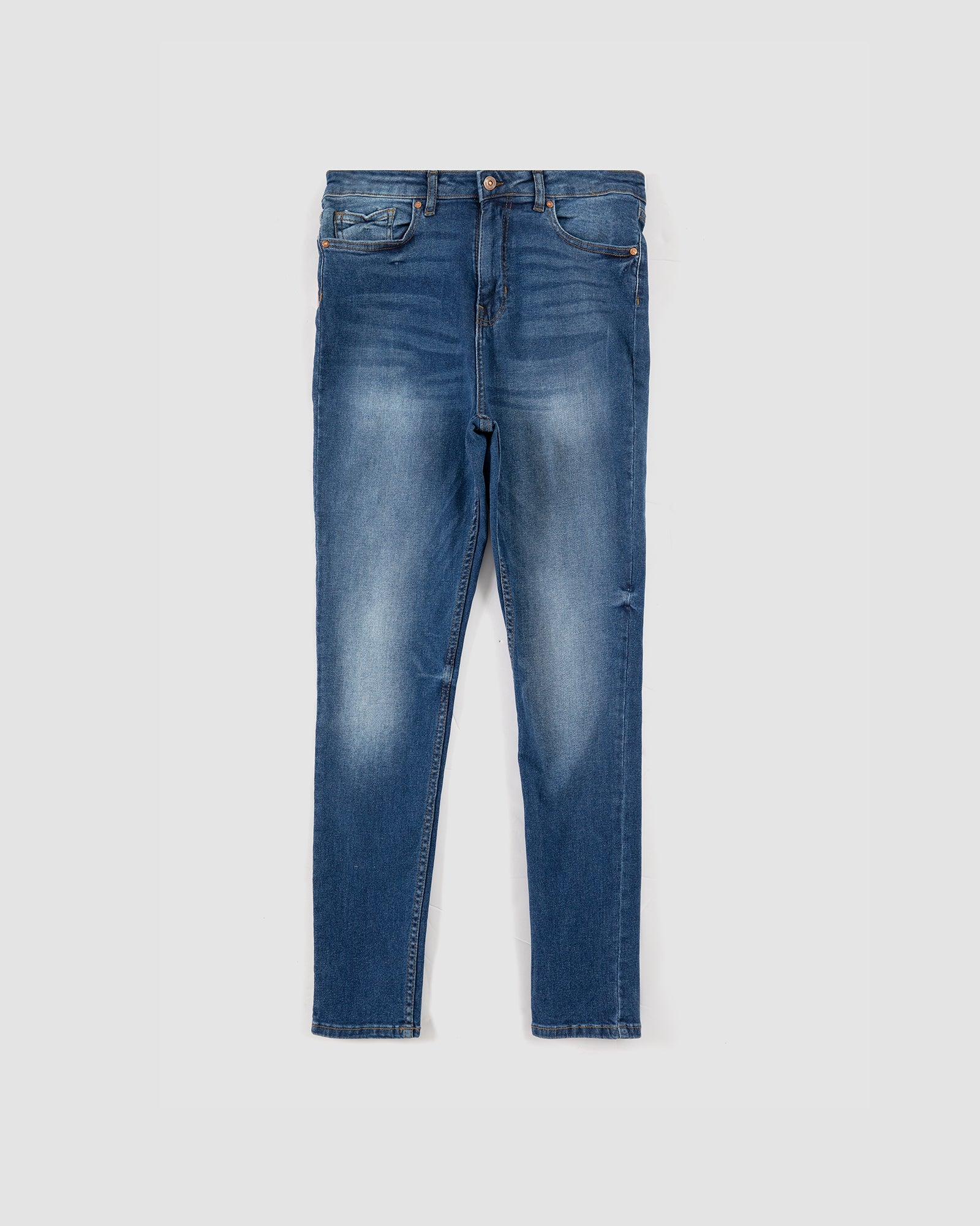 Shaded Slim Fit Jeans