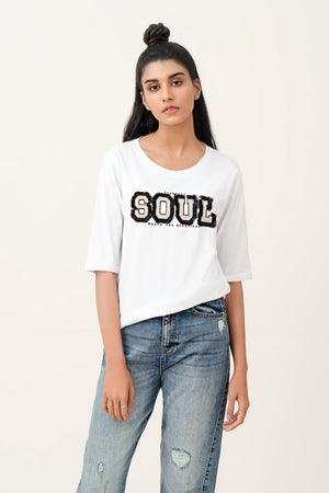 """Soul"" Graphic T-Shirt"