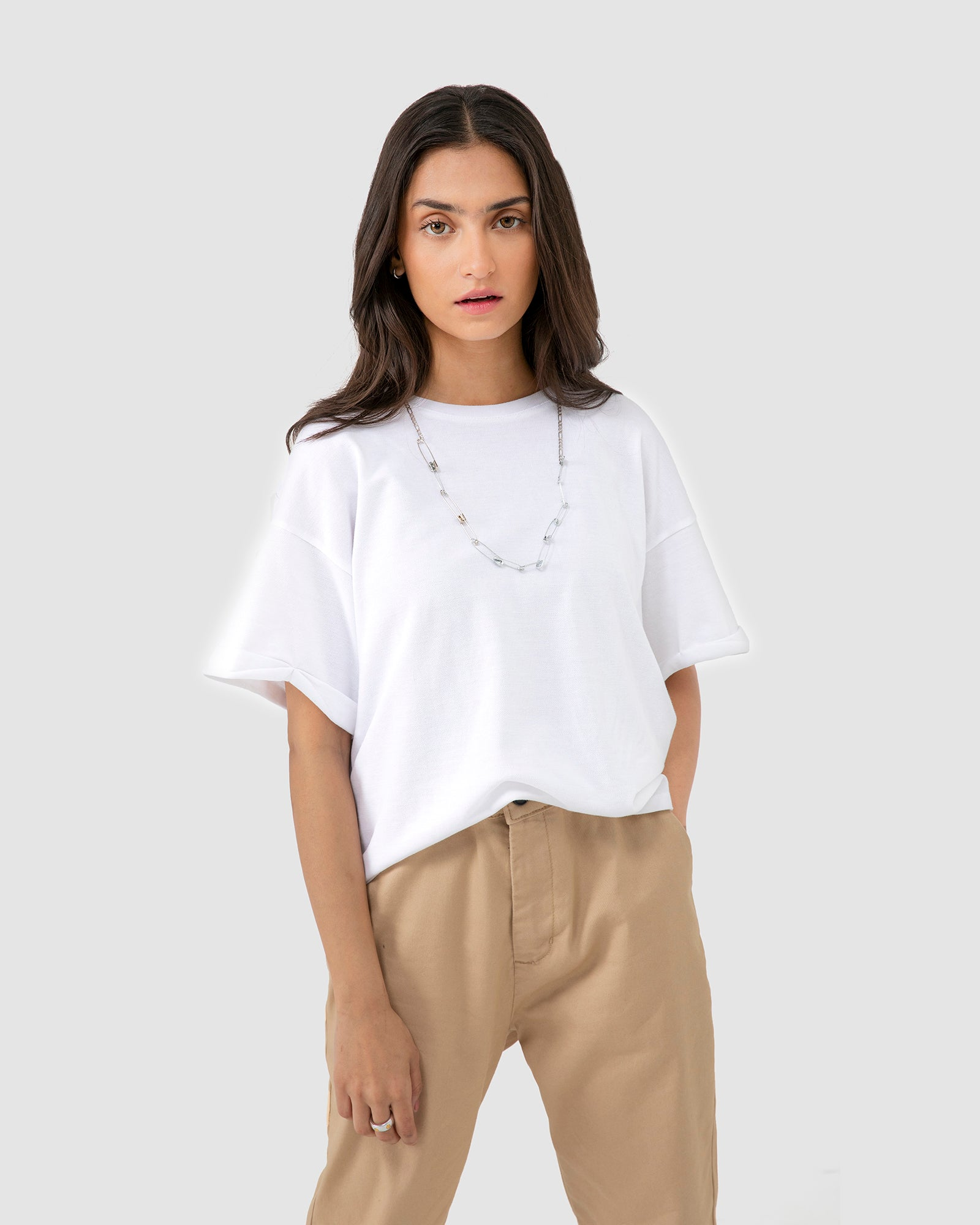 Relax Fit Boxy Tee