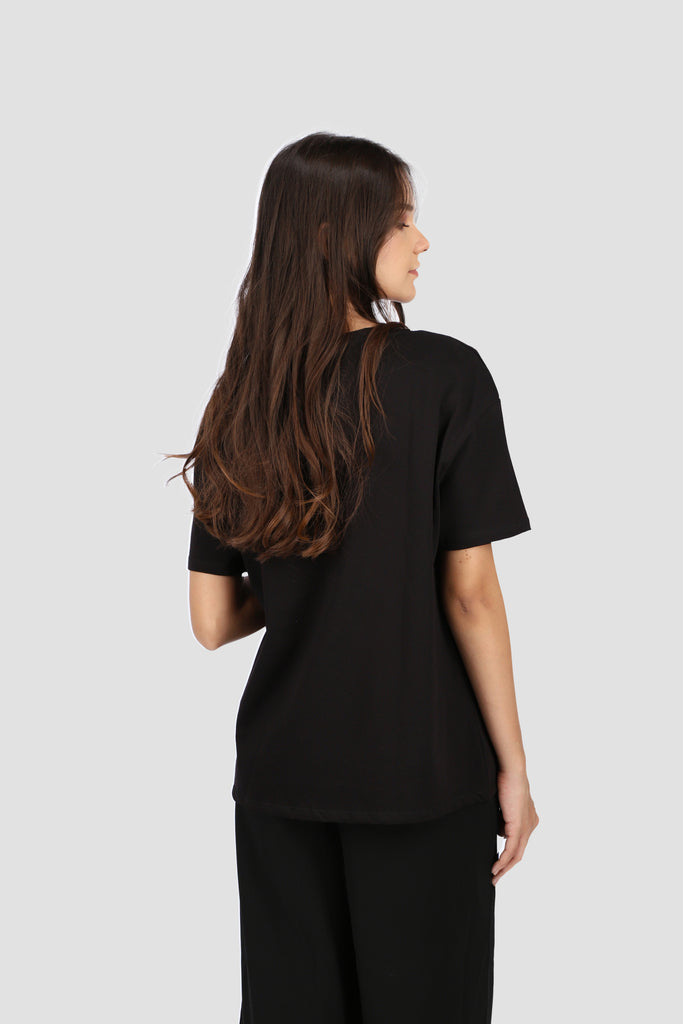 Black Baggy T-Shirt