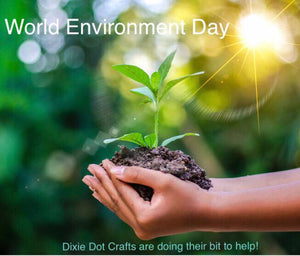 World Environment Day - We're doing our bit!