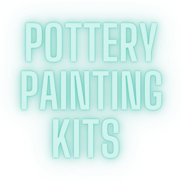 Pottery Painting kits