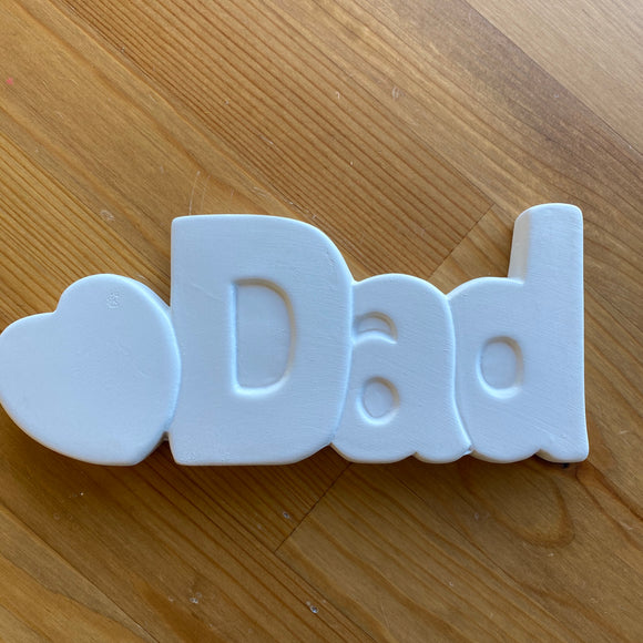 Dad - Freestanding Sign