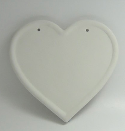 Heart Plaque
