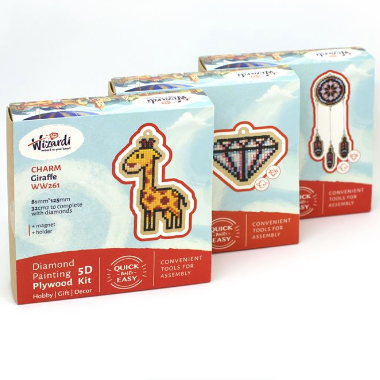 Diamond Painting 5D Kit