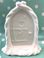 Pottery - Fairy Door