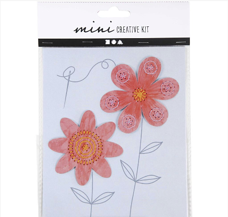 Mini Creative Kit - Flowers
