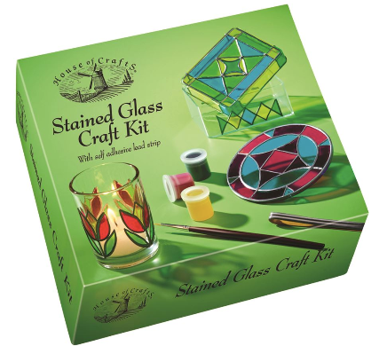 Stained Glass Painting Kit