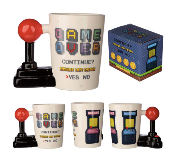 Game Over Joystick Mug