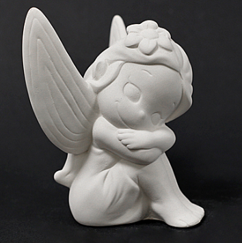 Pottery - Cute Fairy
