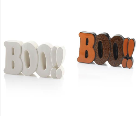 Boo! Freestanding Word