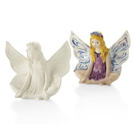 Pottery - Lotus Fairy Party Animal