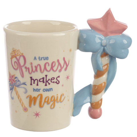 Princess Wand Mug