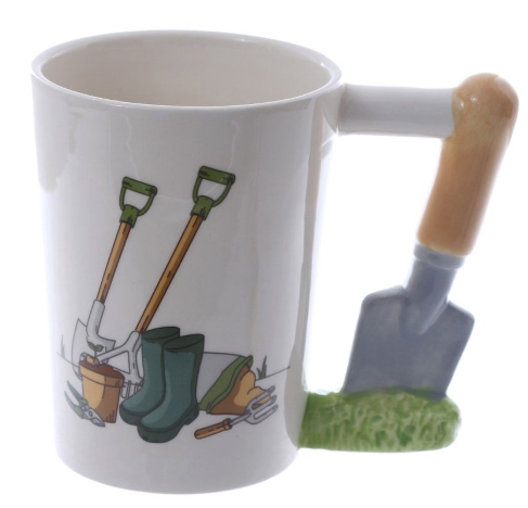 Gardeners Mug - A little dirt never hurt!