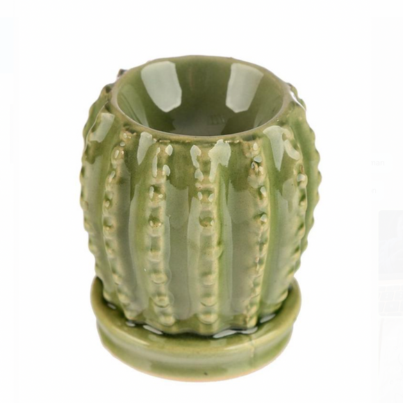 Mini Cactus Wax or Oil Burner