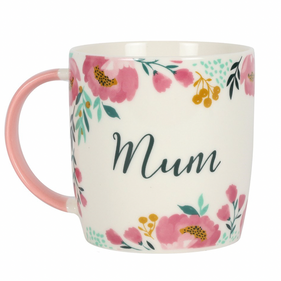 Blossom and Bee Mum Mug